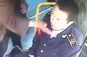 Diminta Bayar Ongkos, Seorang Pria Malah Tampar dan Gigit Sopir Bus