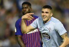 Celta Vs Barcelona, Tanpa Messi dan Pemain Utama, Barca Kalah
