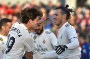 Hasil Huesca Vs Real Madrid, Bale Akhiri Puasa Gol, El Real ke 4 Besar