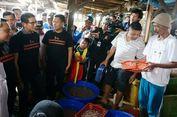 Sandi: Ada Usul Pelelangan Ikan Kalibaru Direvitalisasi seperti Tsukiji Fish Market di Tokyo