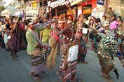 Karnaval Budaya Ramaikan HUT Ke-96 Kota Kefamenanu