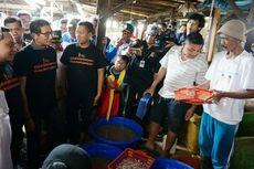 Sandiaga: Tempat Pelelangan Ikan di Kalibaru Benar-benar Hancur