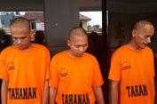 Polisi Bekuk 4 Spesialis Pencuri Rumah Kosong di Bekasi