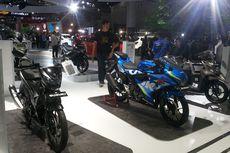 Suzuki Belum Mau Produksi Motor Listrik di Indonesia