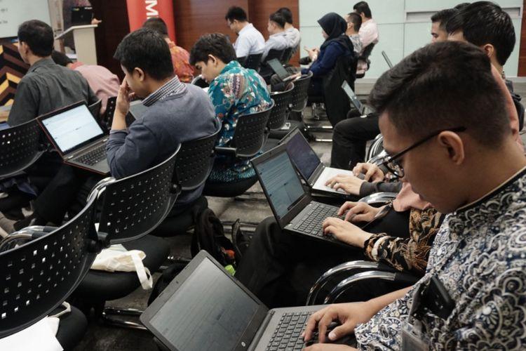 Ilustrasi. Kerjasama DQLAB_Microsoft Indonesia