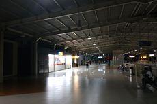 Penumpang KRL Keluhkan Stasiun Kebayoran Gelap