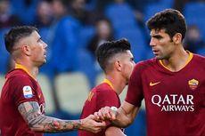 Hasil dan Klasemen Liga Italia, AS Roma Geser AC Milan