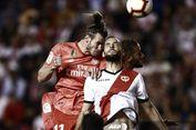 Rayo Vallecano vs Real Madrid, El Real Telan Kekalahan Ke-10