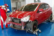 Mitsubishi Tambah Fasilitas Perbaikan Bodi dan Cat di Jabodetabek