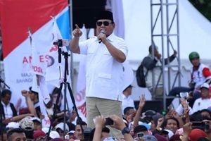 'Prabowo Tak Punya Banyak Pilihan, Mau Tak Mau Pasangannya dari PKS'