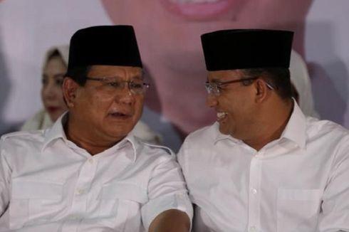 Survei Cyrus Network: Anies Paling Cocok Dampingi Prabowo di Pilpres