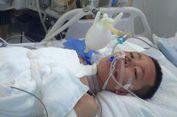 Coba Lindungi Ibunya dari Kebakaran, Bocah Ini Kritis di Rumah Sakit