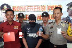 Transaksi Sabu, Pegawai Bank Ditangkap di Depan Warung Kopi