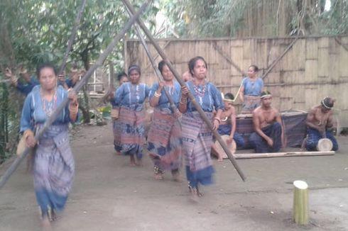Tua Reta Lo'u, Tarian Menyambut Tamu di Sikka Flores