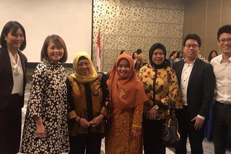 Pemerintah Indonesia dan Singapura telah bertekad untuk terus memperkuat dan memperluas kerja sama agribisnis antar kedua negara melalui perluasan komoditas ekspor.
