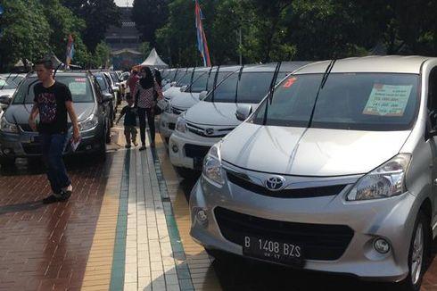 Virus Mobil China Mulai Terasa di Pasar Mobkas
