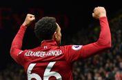 Man United Vs Liverpool, Alexander-Arnold Akan Tebus Kesalahan