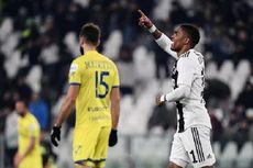2 Gol Indah dan Ronaldo Gagal Penalti Hiasi Laga Juventus Vs Chievo