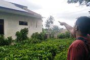 Puting Beliung di Aceh Utara, Rumah Camat Rusak dan Puluhan Pohon Tumbang