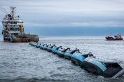 Kapal Ini Mampu Bersihkan Sampah di Laut Lepas