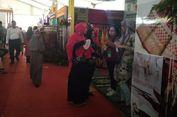 Baru Diresmikan, Pemilik Stand Sriwijaya Expo Keluhkan Listrik Sering Padam