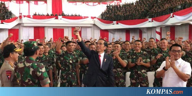 Kenaikan Tunjangan Babinsa Cair, Panglima TNI Berterima Kasih kepada Presiden