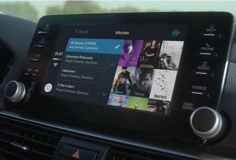 Teknologi Baru Honda, Bisa Belanja Langsung dari Dasbor