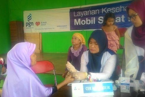 PGN Gelar Aksi Mobil Sehat Gratis di Lampung
