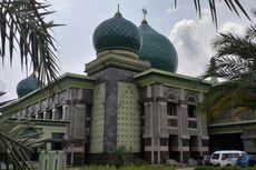 Masjid Agung An-Nur Pekanbaru, Salah Satu Masjid Termegah di Indonesia yang Mirip Taj Mahal
