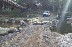 Agar Bisa Jual Hasil Panen ke Kota, Warga Desa Ini Minta Dibangun Jembatan