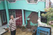 Tanah Bergerak di Nyalindung Sukabumi, Jumlah Rumah Rusak Bertambah