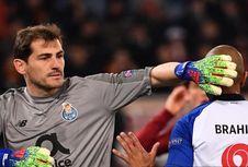 Iker Casillas Tanggapi Pernyataan soal Pensiun