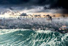 Deretan Tsunami Paling Mematikan Sepanjang Sejarah Manusia