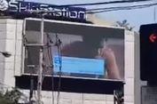 Papan Reklame Elektronik di Filipina Tak Sengaja Tampilkan Film Porno