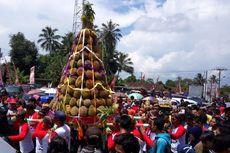 Serunya Berebut 19 Gunungan Durian Gratis di Festival Durian Candimulyo...