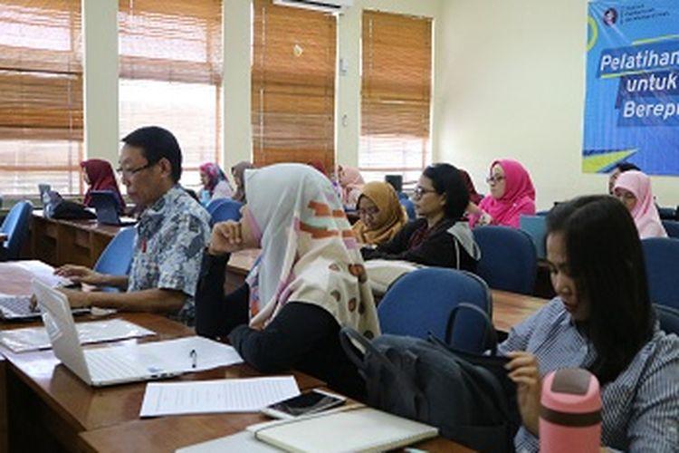 Direktorat Publikasi Ilmiah dan Informasi Strategis Institut Pertanian Bogor (IPB) menyelenggarakan Pelatihan Penulisan Artikel Ilmiah Batch 3, 9-10 April 2019.