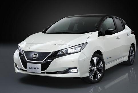 Generasi Baru Nissan Leaf Mulai Masuk Eropa