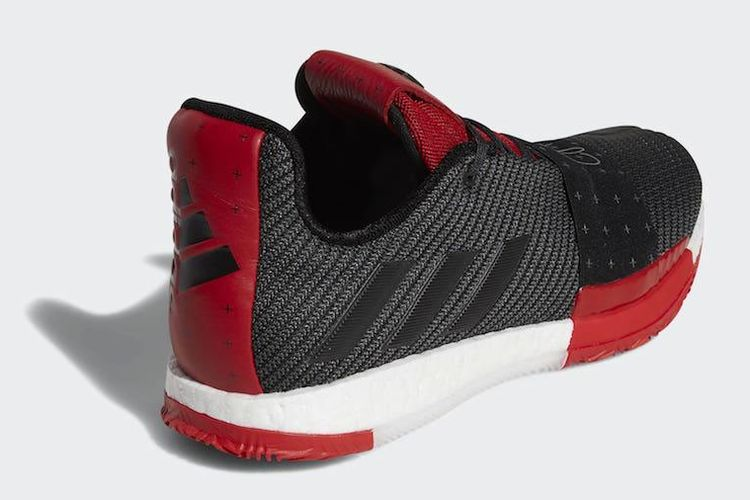 Sneakers Adidas Harden Vol.3 Muncul dalam 3 Pilihan Warna - Kompas.com 3a759cade5