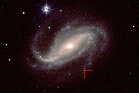 Ukir Sejarah, Astronom Amatir Ini Tangkap Ledakan Supernova