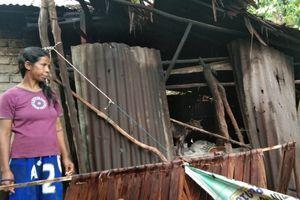 Puting Beliung Terjang 2 Kabupaten di Maluku, Puluhan Rumah Rusak