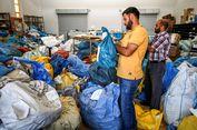 Ditahan Israel selama 8 Tahun, 10 Ton Surat Akhirnya Dikirim ke Palestina
