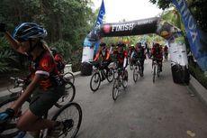 Suasana Haru Mengakhiri Jelajah Sepeda Flores