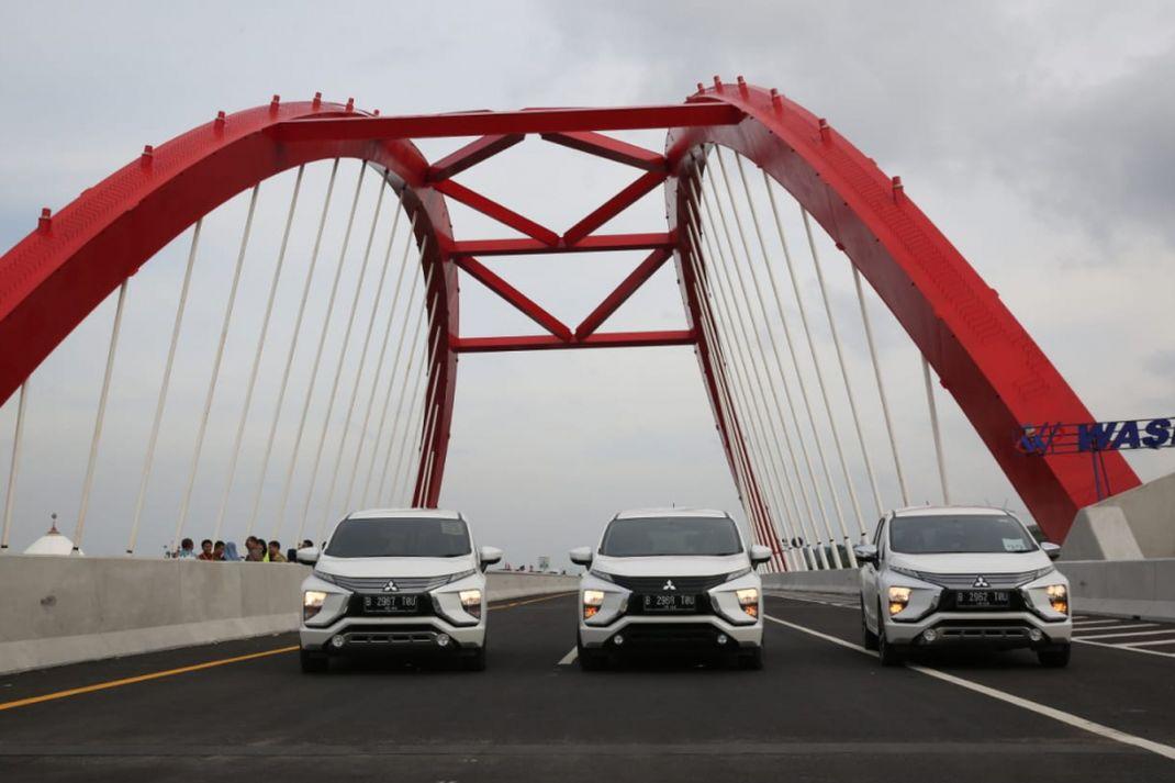 Menjajal tujuh ruas tol baru di Jawa Timur dan Jawa Tengah bersama Mitsubishi Xpander