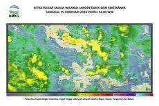 Perayaan Imlek Besok, Indonesia Akan Diguyur Hujan Lebat