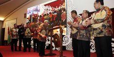 Sekretaris Daerah se-Indonesia Gelar Rapat di Palembang