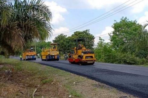Pemerintah Mau Bikin Jalan Aspal Karet, Petani Bisa Dapat Untung
