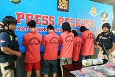 Polisi Amankan 5 Pelaku Pengeroyokan pada Malam Tahun Baru di Bintaro