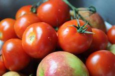 Manfaat Besar Sayur dan Buah-Buahan Merah bagi Kesehatan