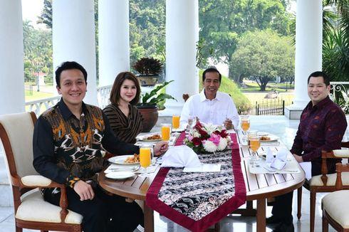 Diaz Hendropriyono: Jika Pak Jokowi Terpilih Lagi, Akan Ada Lebih Banyak Wajah Muda di Pemerintahan...