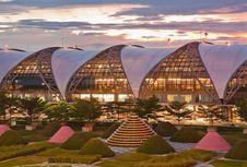 7 Bangunan Modern Terunik di Asia Tenggara